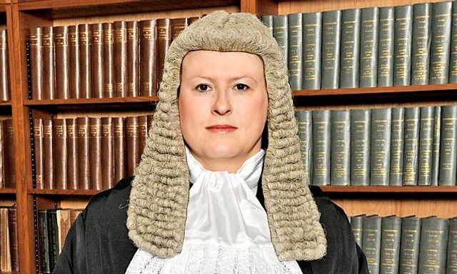 All rise for UK's first transgender judge featured image
