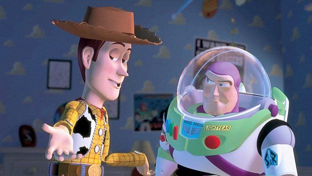 Toy Story featured image