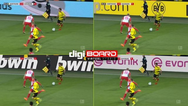 Bundesliga's virtual advertising to be delivered by ADI featured image