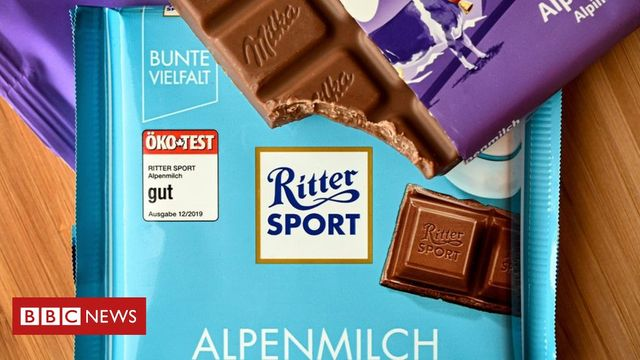 Ritter Sport allowed to dominate German market with square shaped chocolate bar featured image