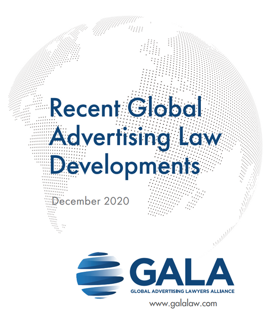 GALA Releases Global Advertising Law Year in Review Report featured image