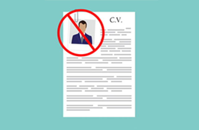 Why You Should NEVER Include a Photo On Your CV featured image