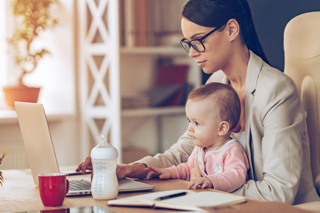 3 ways HR can help and support working mums featured image