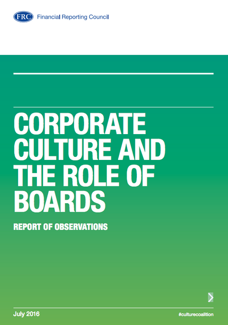 Corporate culture and economic success - FRC report featured image