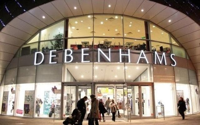 Debenhams and the Wall of Shame featured image