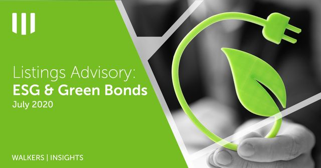 Listings Advisory: ESG & Green Bonds featured image