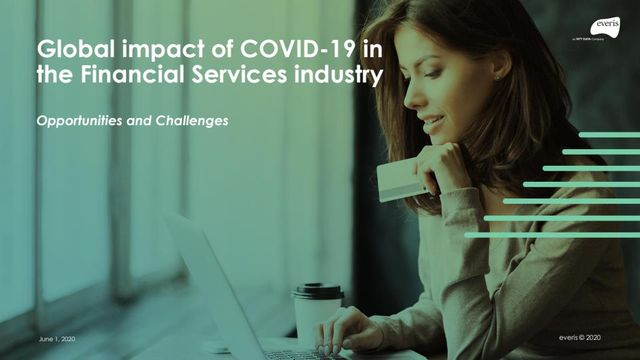 COVID-19 and the Financial Services Industry featured image
