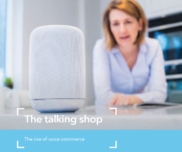 Talking Shop: The rise of voice commerce featured image