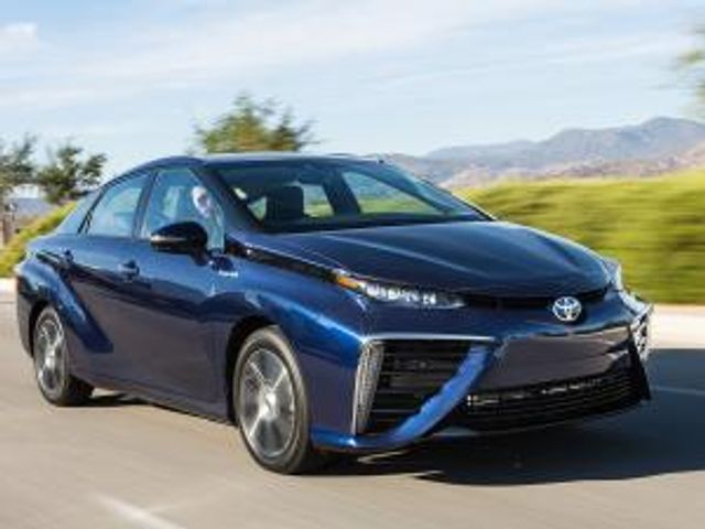 So what's wrong with hydrogen cars? featured image