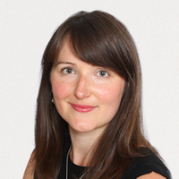 Kate Collister, Senior Associate, Freshfields Bruckhaus Deringer