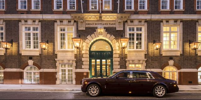Book 'em! Interior of new Great Scotland Yard Hotel revealed featured image