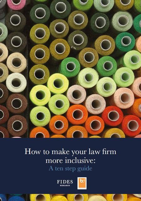 How to make your law firm more inclusive: A ten step guide featured image