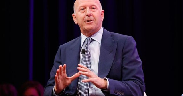 Goldman Sachs' new CEO David Solomon is keen on bitcoin and crypto featured image