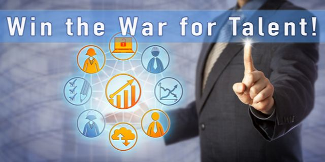 Rethinking the War for Top Talent featured image