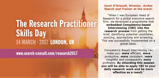 More reasons to attend the Research Practitioner - Skills Day on 14 March in London featured image