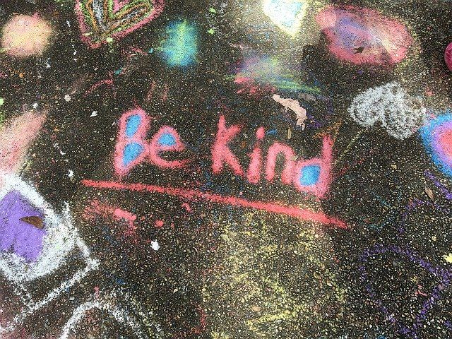 Be kind and let kindness define you... featured image