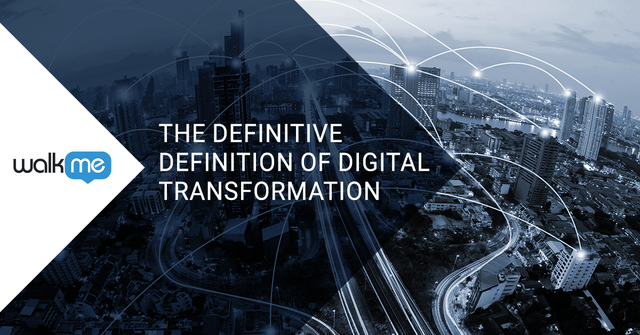A DEEP DIVE INTO THE DIGITAL TRANSFORMATION DEFINITION featured image