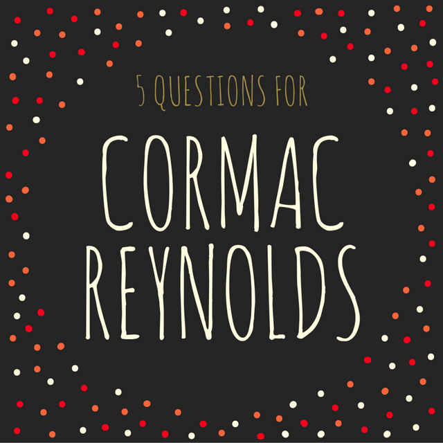 'Narrow down': 5 Questions for Cormac Reynolds featured image