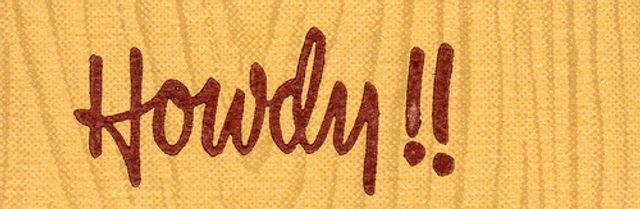 Howdy, partners featured image