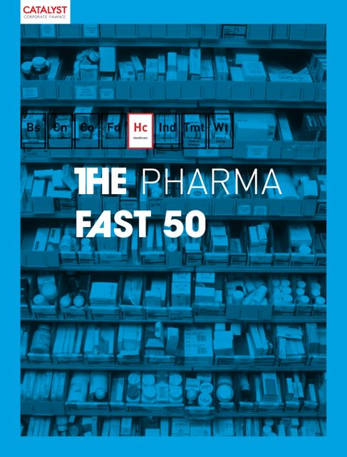 Introducing the Catalyst Pharma Fast 50 featured image