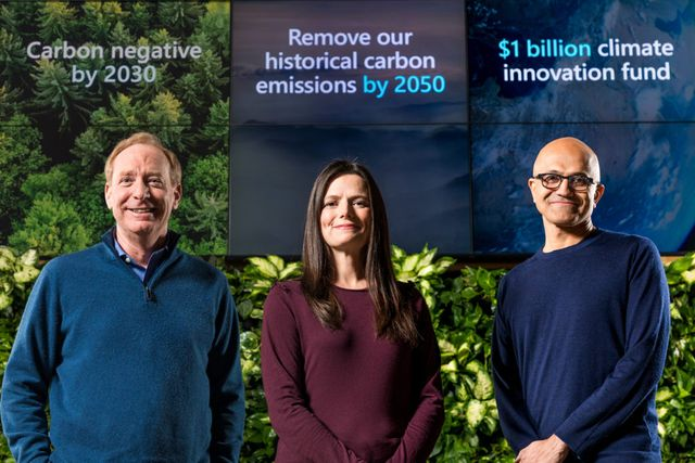Microsoft will be carbon negative by 2030 featured image