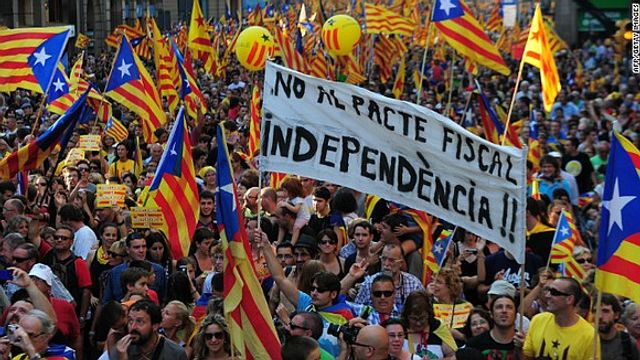 Separatists won't reign in Spain – or the EU featured image