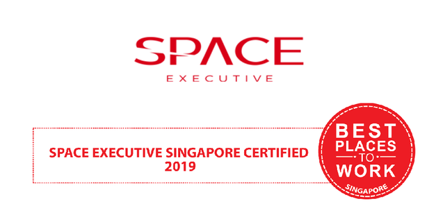Space Executive recognised as one of the Best Places To Work in Singapore for 2019 featured image