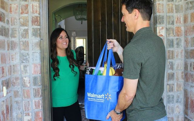 """Walmart move into """"uber uberized"""" delivery: the next disruption? featured image"""