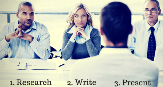 3 things you must do prior to interview! featured image