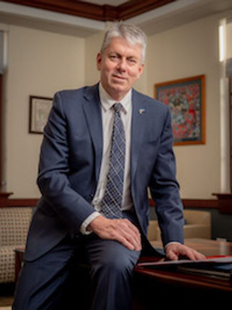 Greg Cant, Ph.D. to Become Seventh President of Wilkes University featured image