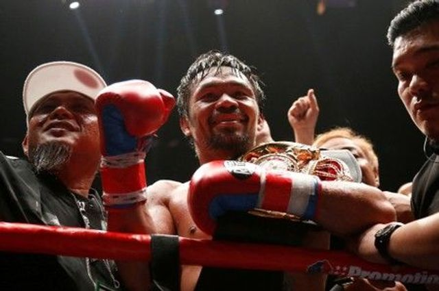 Boxing champ Pacquiao launches his own crypto tokens featured image