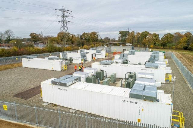 50MW of Enhanced Frequency Response batteries go online in Britain from VLC Energy featured image