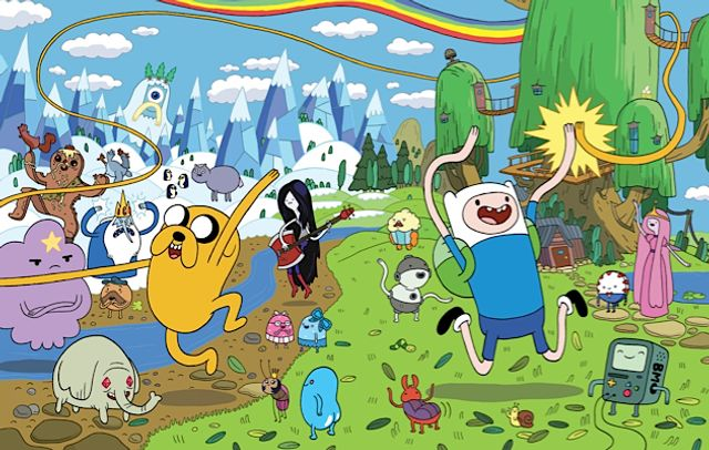 !Adventure Time!  featured image