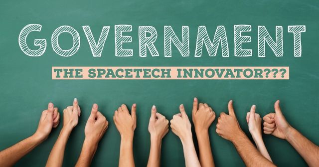 Government is driving innovation featured image