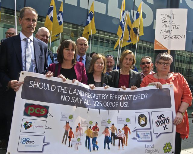 Land Registry Privatisation laid to rest - until next time featured image