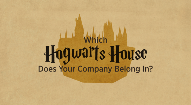 Which Hogwarts House does your company belong to? featured image