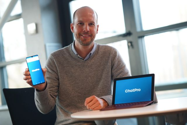 Startup Stories: ChatPro featured image