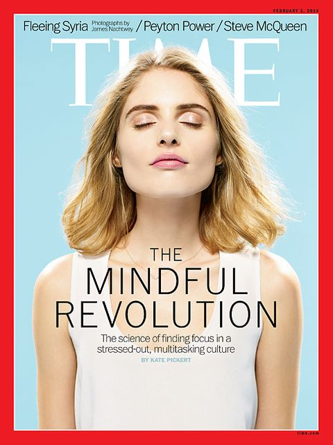 Time Magazine (cover story) raising awareness of Mindfulness!? featured image
