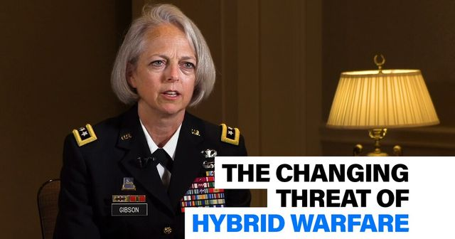 Video: What role does intelligence play in combating hybrid warfare? featured image