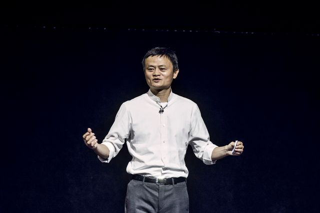 Alibaba's Jack Ma Urges China to Use Data to Combat Crime featured image