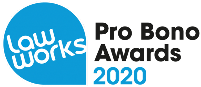 LawWorks announces shortlist for the 2020 Pro Bono Awards featured image