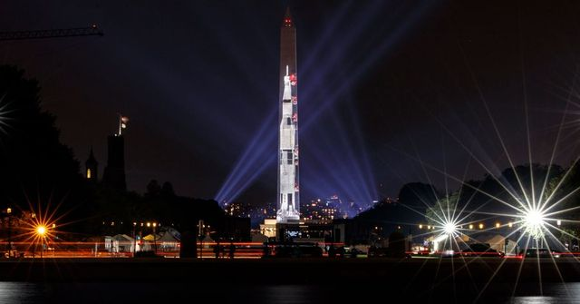 The Nation Celebrates the 50th Anniversary of Apollo 11 featured image