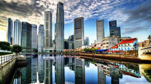 Singapore: Abu Dhabi-Singapore fintech pact featured image