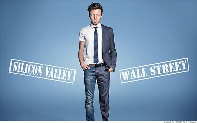 Talent wars: Silicon Valley vs. Wall Street featured image