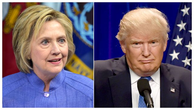 The Trump versus Clinton personal branding battle. featured image