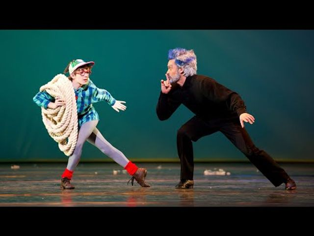 Ballet 'Peter and the Wolf': free performances from the Royal Opera House, London featured image