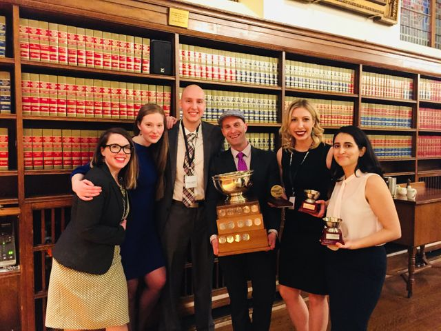 Prestigious Gale Cup Moot Win by Future Brownlee LLP Articling Student featured image