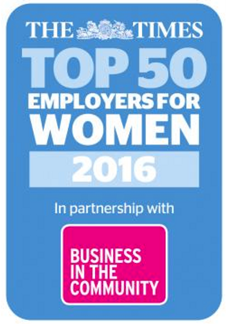 Which are the top 50 employers for women? featured image