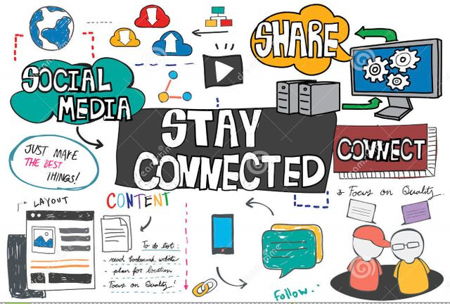 Stay safe, stay connected featured image