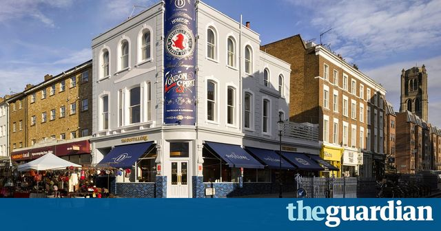 London's new Gin Hotel - it could be your local featured image